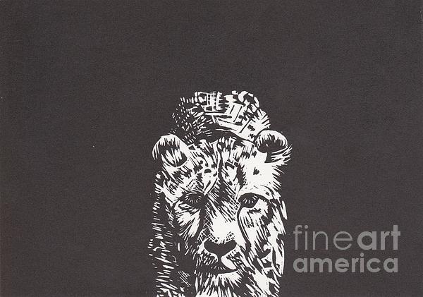 Cheetah Print by Alexis Sobecky
