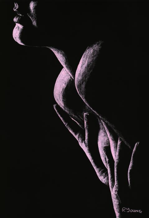 Cherish Print by Richard Young