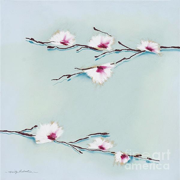 Marilyn Robertson  - Cherry Blossom one