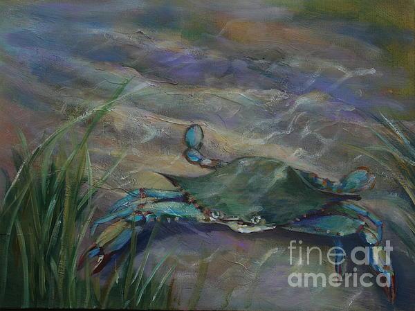 Susan Bradbury - Chesapeake Bay Blue Crab