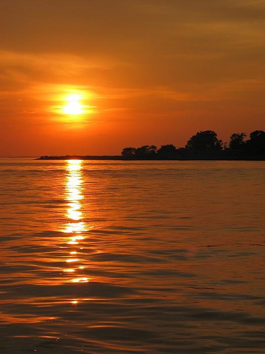 Chesapeake Sun Print by Photographic Arts And Design Studio