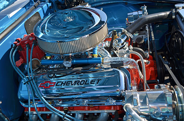 Making Memories Photography LLC - Chevrolet Show Engine
