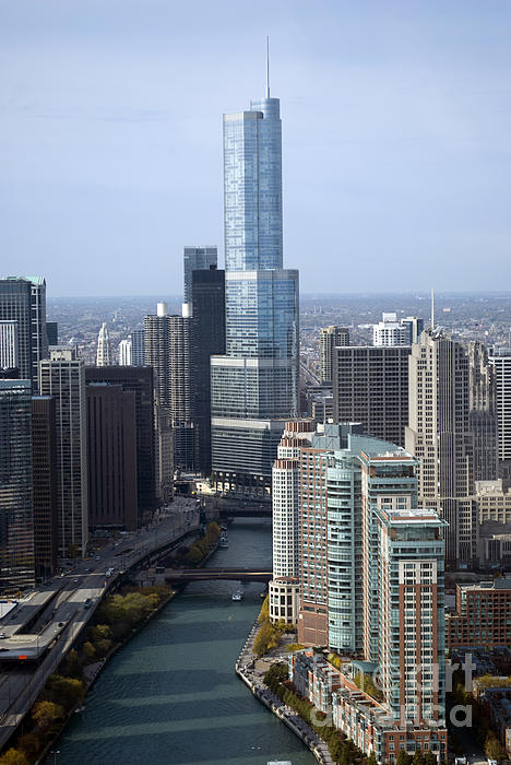 Thomas Woolworth - Chicago Trump Tower