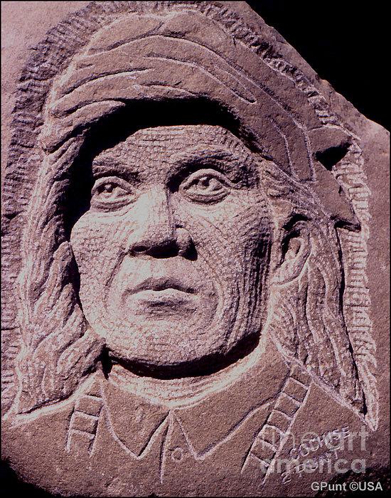 Chief-cochise-2 Print by Gordon Punt