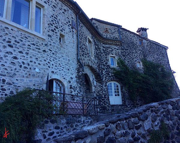 Colette V Hera  Guggenheim  - Childhood Place South France Ardeche