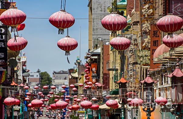 Kate Brown - Chinatown Lanterns