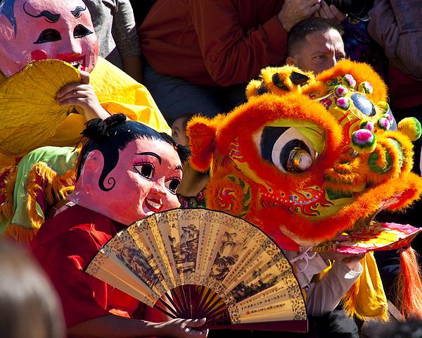 Mark Weaver - Chinese New Year 2