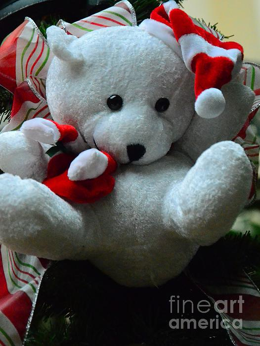 Kathleen Struckle - Christmas Teddy Bear