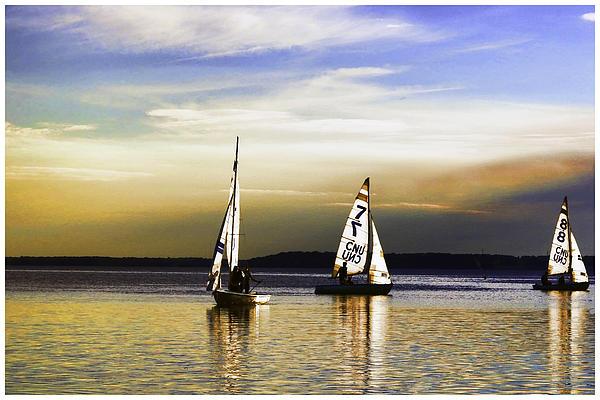Olahs Photography - Christopher Newport Varsity Sail Team II