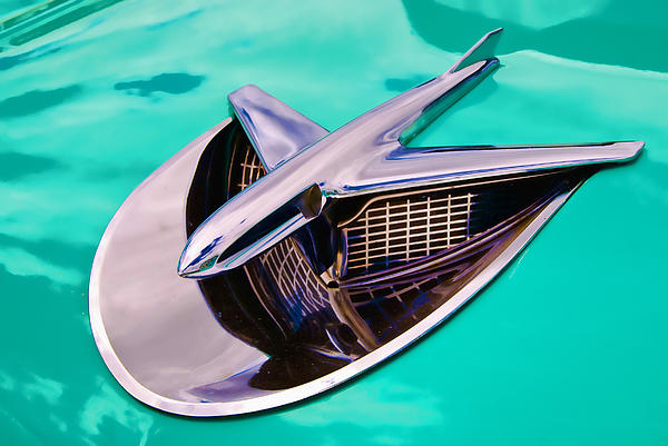 Chrome Aircraft Print by Phil 'motography' Clark