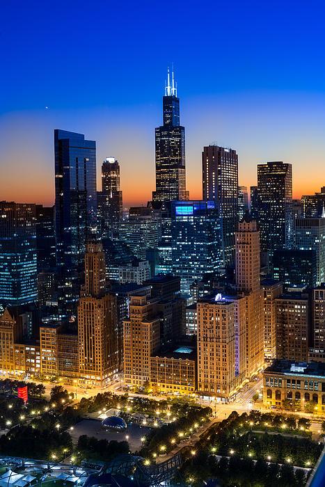Steve Gadomski - City Light Chicago