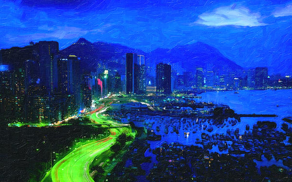 MotionAge Art And Design - Cityscape
