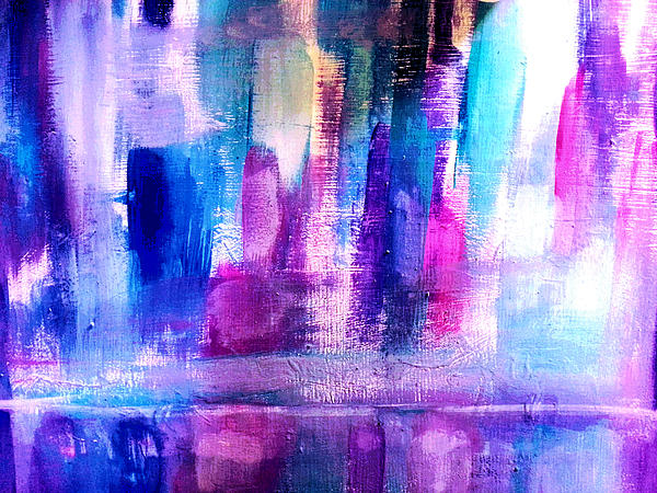 Cityscape Print by Nikki Dalton
