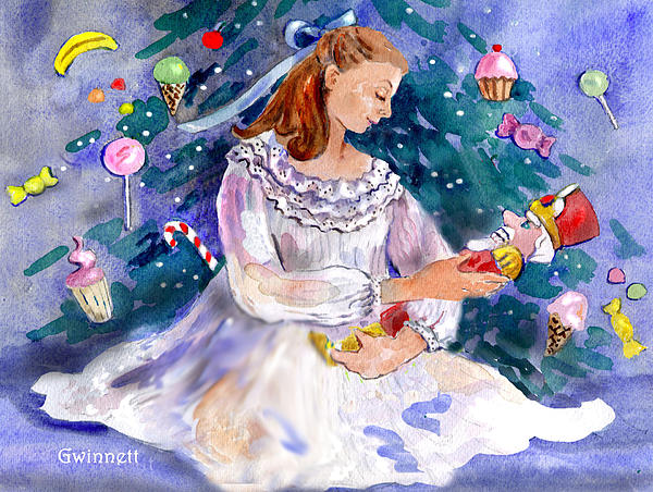 Kathleen  Gwinnett - Clara and the Nutcracker