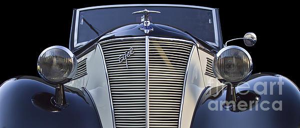 Heiko Koehrer-Wagner - Classic Ford Eifel Cabrio 1939