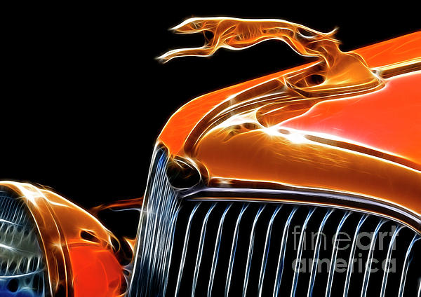 Classy Classic  Print by Bob Christopher