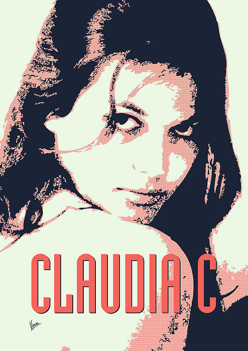 Claudia C Print by Chungkong Art