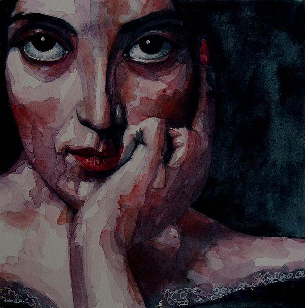 Clementine Print by Paul Lovering