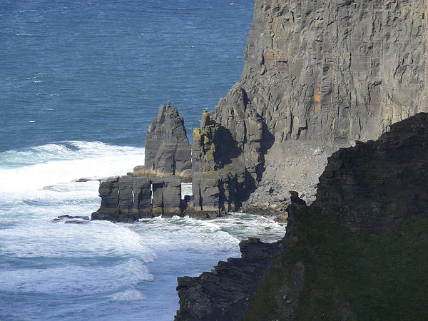 Cliffs Of Moher 6 Print by Mike McGlothlen