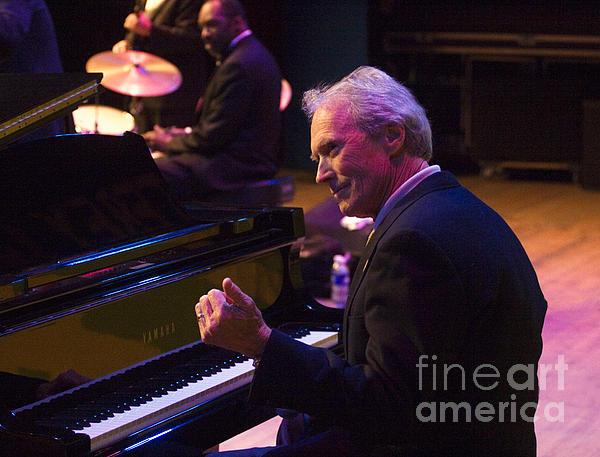 Craig Lovell - Clint Eastwood on Piano in Monterey