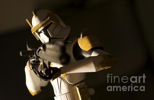Clone Trooper 1 Print by Micah May
