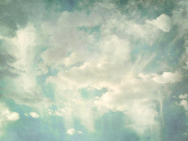 Cloud Series 1 Of 6 Print by Brett Pfister