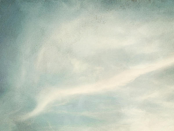 Cloud Series 6 Of 6 Print by Brett Pfister