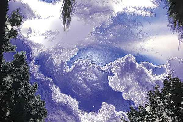 Linda Brody - Clouds Abstract II