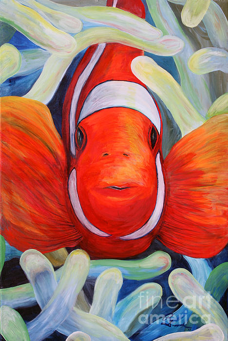 Robert Schippnick - Clown Fish