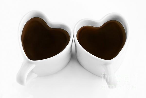 Coffee Lovers Print by Dan Holm