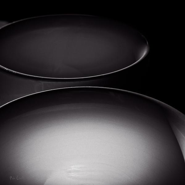 Coffee Mugs Print by Bob Orsillo