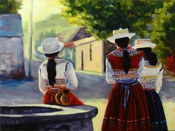 Ningning Li - Colca Valley Ladies