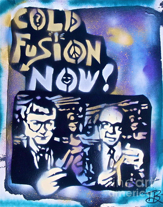 Cold Fusion Now Blue Print by Tony B Conscious