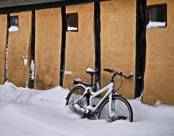 Cold Storage Print by Odd Jeppesen
