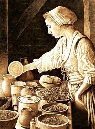 Cate McCauley - Colonial Kitchen