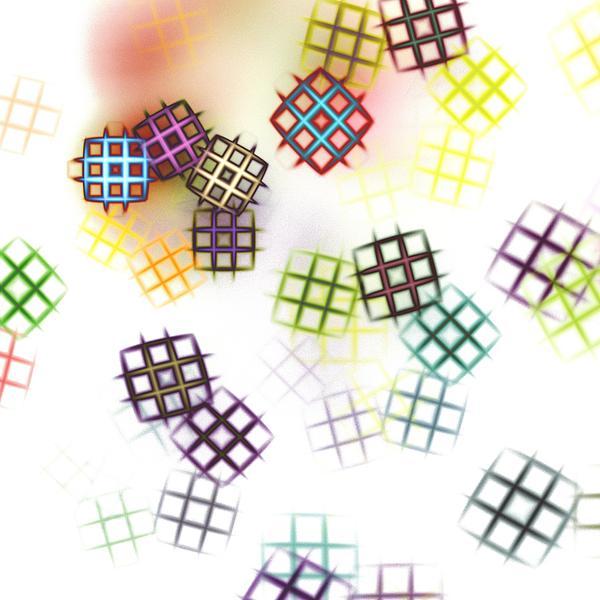 Color Of Your Window Print by Anastasiya Malakhova