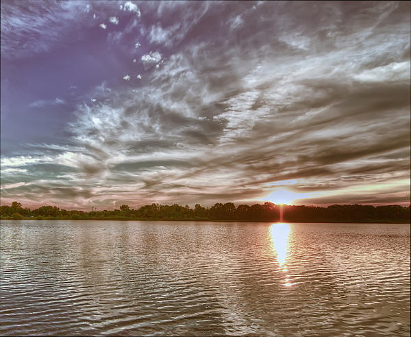 Shannon Sullivan - Colorful Sunset