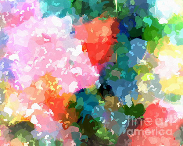 Colorplay Print by Artwork Studio