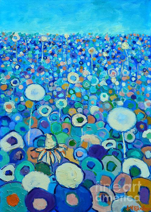 Ana Maria Edulescu - Colors Field In My Dream