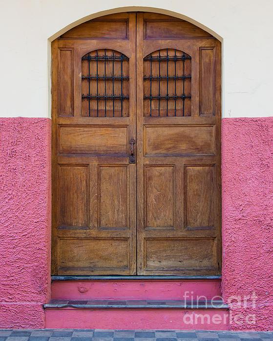 Colors Of Granada I Print by Christina Klausen