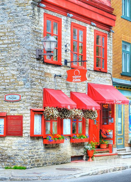 Colors Of Quebec 16 Print by Mel Steinhauer