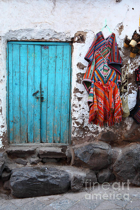 James Brunker - Colours of Peru