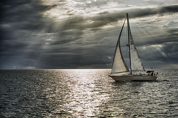 Come Sail Away Print by Michael White