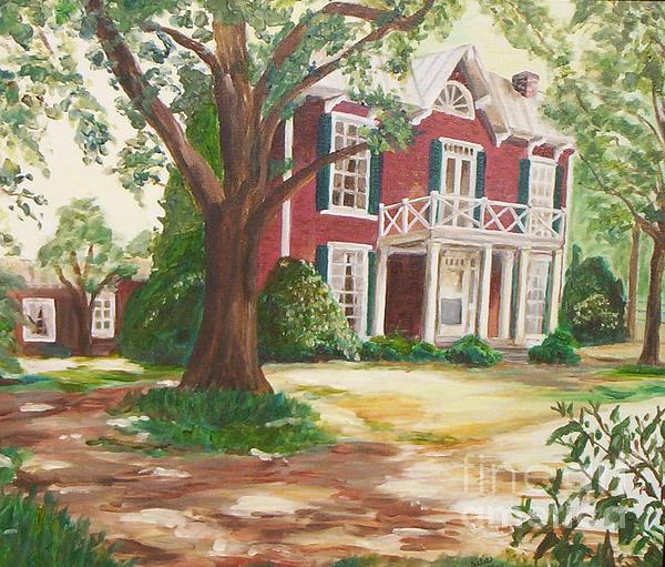 Coming Home Print by Julie Brugh Riffey