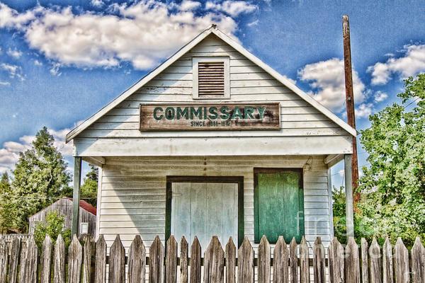 Commissary Print by Scott Pellegrin