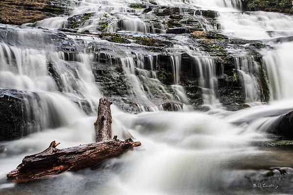Constant Flow Print by Bill Cantey