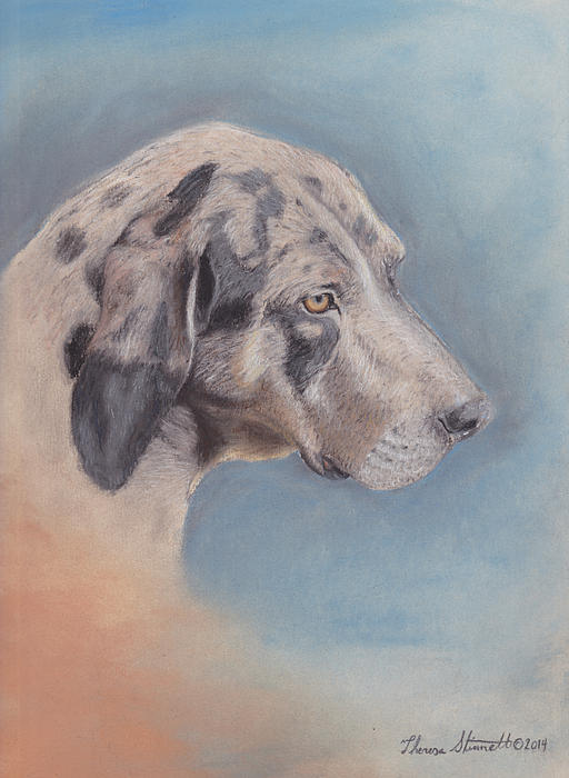 Contemplation Print by Theresa Stinnett