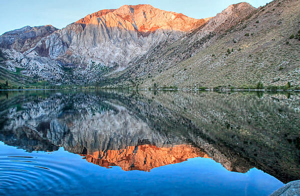 Donna Kennedy - Convict Lake at Sunrise