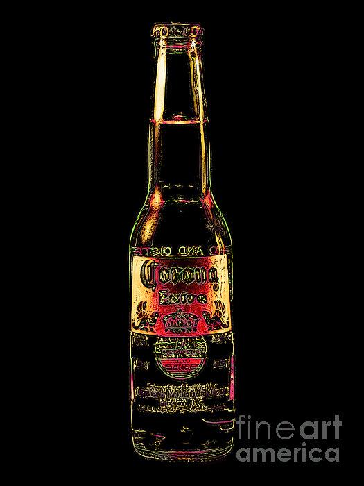 Corona Beer 20130405v3 Print by Wingsdomain Art and Photography