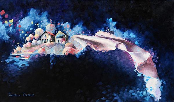 Beatrice BEDEUR - Cosmic silks